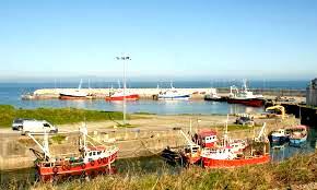 Clogherhead Pier